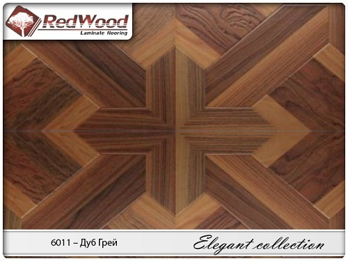 Ламинат RedWood коллекция Elegant collection 6011 - Дуб Грей